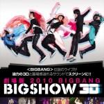 『劇場版 2010 BIGBANG BIGSHOW 3D』