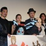 石原さとみ、中村獅童らが登壇!映画『鬼神伝』初日舞台挨拶。