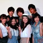 福山聖二、AKB48藤江らが登壇『ネイキッドボーイズ・ショートムービー』