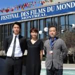 『アントキノイノチ』岡田将生・榮倉奈々がモントリオール映画祭で記者会見。