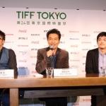 『第24回東京国際映画祭』会見・舞台挨拶