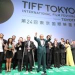 第24 回東京国際映画祭 クロージングセレモニー