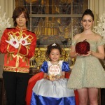 リリー・コリンズ来日!『白雪姫と鏡の女王』