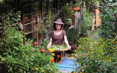 ベニシアさんの四季の庭main