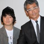 濱田岳、英語が喋れない?『サケボム』初日舞台挨拶