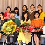 染谷将太、前田敦子「転んだら殺される」プレッシャー『さよなら歌舞伎町』初日舞台挨拶