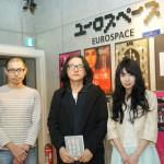 3人の小説家によるオムニバスドリップ映画『ぼくたちは上手にゆっくりできない。』アフタートークイベント