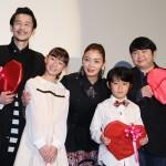 田畑智子、理想の家族は両親!『鉄の子』初日舞台挨拶