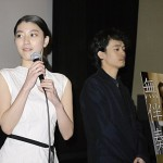 『無伴奏』舞台挨拶レポートIN名古屋!