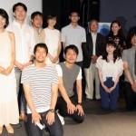 屋久島を舞台にしたコメディ!『東京ウィンドオーケストラ』プレミア上映舞台挨拶