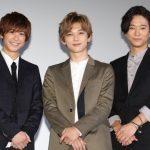 初主演の吉沢亮、そこに愛があるって温かい『サマーソング』初日舞台挨拶