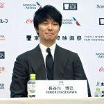 長谷川博己、色気のある作品になった『アジア三面鏡2018:Journey』記者会見