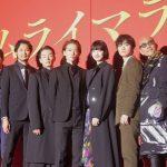 佐藤健、何もかもが初めての挑戦『サムライマラソン』完成披露イベント