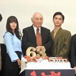 高良健吾、とても晴れやかな気持ち『多十郎殉愛記』公開記念舞台挨拶