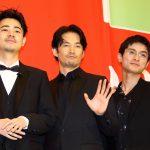 竹野内豊、コミカルにやったつもりはない『カツベン!』公開記念舞台挨拶
